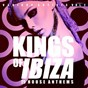 Compilation Kings of ibiza, vol. 2 (25 house anthems) avec Cacciola / John Modena / Lonny Kay, Disco Stuff / Hoxtones & Amfree / Rocket Fun...