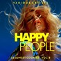 Compilation Happy people, vol. 8 (25 sunset cookies) avec Allan Taylor / Petrol / Alden Martinez / Lazy Hammock / Bossasonic...