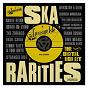 Compilation Treasure Isle Ska Rarities avec Owen Silvera / Leon Silvera / Frank Cosmo / The Baba Brooks Band / Duke Reid & His Group...