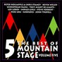 Compilation The best of mountain stage live, vol. 5 avec Jim Jones / Peter Holsapple / Chris Stamey / Kevin Welch / Widespread Panic...