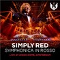 Album Symphonica in rosso de Simply Red