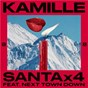 Album Santa x4 (feat. next town down) de Kamille