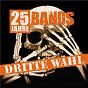 Compilation Dritte wahl: 25 jahre - 25 bands avec In Extremo / Gunnar Schroeder / Killerpilze / Farben Lehre / Freygang Band...