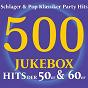 Compilation 500 jukebox hits der 50er & 60er (schlager & pop klassiker party hits - über 20 stunden musik!) avec Renée Franke / Lale Andersen / Heinz Ruhmann / Chris Howland / Bruce Low...