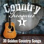 Compilation Country Treasures: 30 Golden Country Songs, Vol. 2 avec Lynn Anderson / Gib Guilbeau / Leon Copeland / Johnny Paycheck / Chuck Morgan & the Front Page...