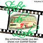 Compilation Strasse der lieder, vol. 3 die schönsten lieder aus den shows von gotthilf fischer avec Paola / Fischer Chöre / Gunther Emmerlich / Heino / Stefan Mross...