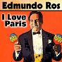 Album I love paris de Edmundo Ros