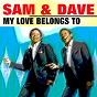 Album My love belongs to you de Sam & Dave