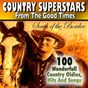Compilation Country superstars from the good times south of the border (100 wonderfull  country oldies, hits and songs) avec Johnny Rowland / Gene Autry / Roy Acuff / Tennessee Ernie Ford / Milton Brown...