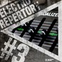 Compilation Electro repertory #3 avec Beeetz / David Tort / Kid Massive, East Freaks / Kitsch 2 0, Damien N Drix / Chris Vice...
