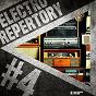 Compilation Electro repertory #4 avec Paul Vinx / DBN / Plastik Funk, Vanillaz / Killmode / Ribellu, Anthony Pag...