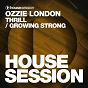 Album Thrill / growing strong de Ozzie London