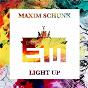 Album Light up de Maxim Schunk