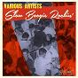 Compilation Slow Boogie Rockin' avec The Originals / Eldon Bryson / Joe Forte / Joe Forte & the Originals / Johnny Guidry...