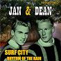 Album Surf city & rhythm of the rain (remastered) de Jan & Dean / Dean