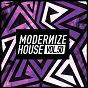Compilation Modernize house, vol. 50 avec E M C K, Jay Frog / Seraphiks / Miss Rita J / Gil Aguilar / Alsahm...