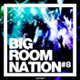 Compilation Big room nation, vol. 8 avec Pharien, Gustaf Bjornberg / Lumberjack / Premeson / Sølrs, Simone Nijssen / Hawks...