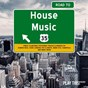 Compilation Road to house music, vol. 35 avec Dominic Shepan, Jay Vallée / Damon Hess, Vicky Jackson / Pay & White / Purple Cafe / Ozzie London...