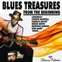 Compilation Blues treasures (from the beginning) avec The Carter Family / Connie Boswell / Leadbelly / Kokomo Arnold / Tampa Red...