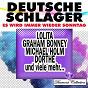 Compilation Deutsche schlager (es wird immer wieder sonntag) avec Michael Holm / Freddy Quinn / Graham Bonney / Martin Lauer / Gerd Böttcher...