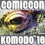Album Komodo '10 de Comiccon