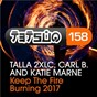 Album Keep the Fire Burning de Talla 2xlc
