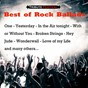 Compilation Best of rock ballads avec Achtung Baby / The Silver Beetles / Ohasis / The Queen Kings / Still Collins...