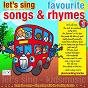 Album Let's sing favourite songs & rhymes, vol. 1 de Kidzone