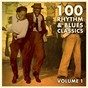 Compilation 100 rhythm and blues classics / , vol. 1 avec Eddie Bo / Big Mama Thornton / Ted Taylor / Etta James / King Bobby...