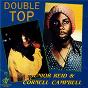 Album Double Top de Junior Reid / Cornell Campbell