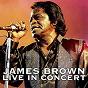 Album Live in concert de James Brown