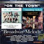 Compilation On the town / broadway melody avec Betty Comden / Fred Lucas / Lionel Blair / Shane Rimmer / Dennis Lotis...