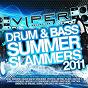 Compilation Summer slammers 2011 avec Agent Alvin / Swedish House Mafia / Shockone / Camo & Krooked / Matrix & Futurebound...