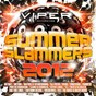 Compilation Summer slammers 2012 (feat. luke bingham, reija lee, cat knight, jakes, shaz sparks, girl X) avec Porter Robinson / Matrix & Futurebound / Fred V & Grafix / Metrik / Shockone...