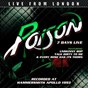 Album Seven days live de Poison