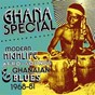 Compilation Soundway presents ghana special (modern highlife, afro sounds & ghanaian blues 1968-81) avec The Barbecues / The Mercury Dance Band / T.O. Jazz / Christy Azuma & Uppers International / Asaase Ase...
