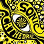Compilation The psychedelic sounds of the sonic cathedral avec Dead Meadow / Roky Erickson & the Black Angels / The Strange Attractors / All the Saints / A Place To Bury Strangers...