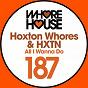 Album All i wanna do de Hoxton Whores