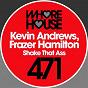 Album Shake that ass de Kevin Andrews, Frazer Hamilton
