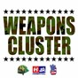 Compilation Weapons cluster bundle avec Michèle Laroque / Skc & Bratwa / Danny Byrd / Syncopix / Skc & Safair...