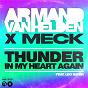 Album Thunder In My Heart Again de Armand van Helden / Meck