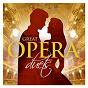 Compilation Great Opera Duets avec Catherine Pierard / Carlo Rizzo / Konzertvereinigung der Wiener Staatsopernchor / Anna Netrebko / Rolando Villazón...
