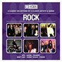 Compilation 6 x 6 - rock avec Poison / Ufo / The Michael Schenker Group / Phil Mogg / Pete Way...