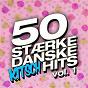 Compilation 50 stærke danske kitsch hits (vol. 1) avec Sir Henry & His Butlers / Brixx / De Nattergale / Tommy Seebach / Annette Heick...