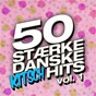 Compilation 50 stærke danske kitsch hits (vol. 1) avec John Hatting / Brixx / De Nattergale / Tommy Seebach / Annette Heick...