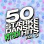 Compilation 50 stærke danske kitsch hits (vol. 3) avec De Nattergale / Troels Trier / Rebecca Bruel / Laban / Tommy Seebach...