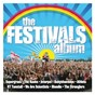 Compilation The festivals album avec Turin Brakes / Supergrass / The Kooks / Interpol / Babyshambles...
