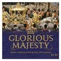 Compilation Glorious Majesty avec Cambridge University Musical Society Chorus / Sir Edward Elgar / Hubert Parry / William Walton / Ralph Vaughan Williams...