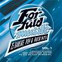 Compilation For fuld musik - 25 danske pop & rock hits vol. 1 avec Nordström / Cut N Move / Sos Fenger / Gnags / Jokeren...