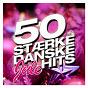 Compilation 50 stærke danske julehits avec Nanna / Flemming Bamse Jørgensen / Sanne Salomonsen / Nikolaj Steen / Gnags...